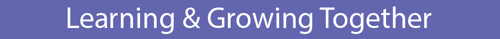 learn grow together headline